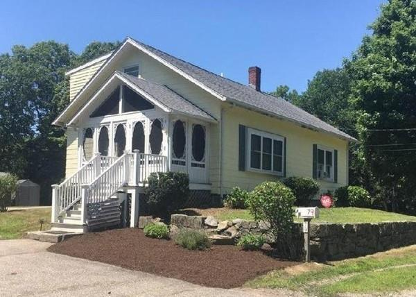 79 East Street, Foxboro, MA 02035 (MLS #72361594) :: ALANTE Real Estate