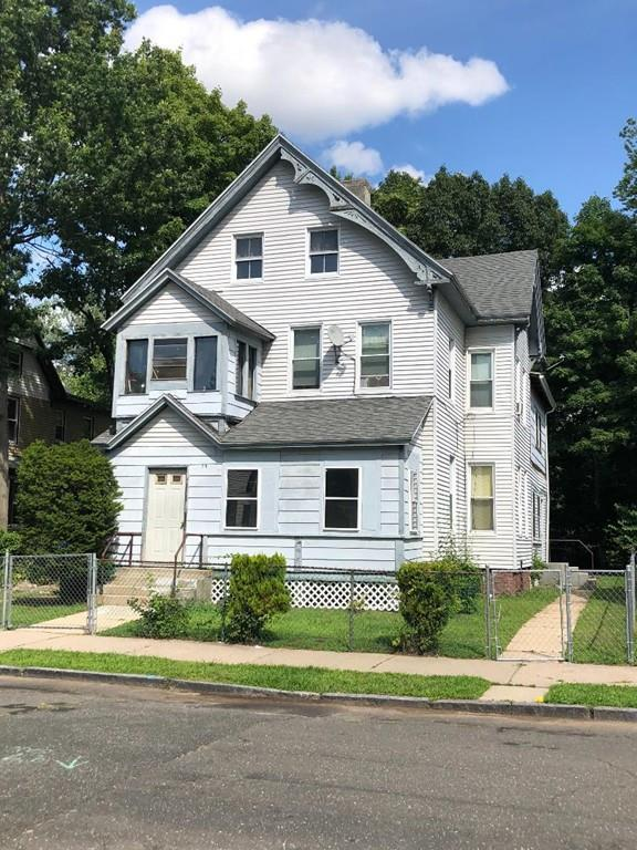 16 Amherst St, Springfield, MA 01109 (MLS #72369280) :: Local Property Shop