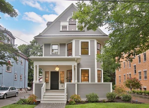 161 Naples Rd A, Brookline, MA 02446 (MLS #72392015) :: ALANTE Real Estate