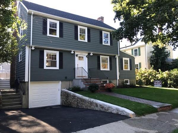 247 Wachusett Avenue, Arlington, MA 02474 (MLS #72393586) :: ALANTE Real Estate