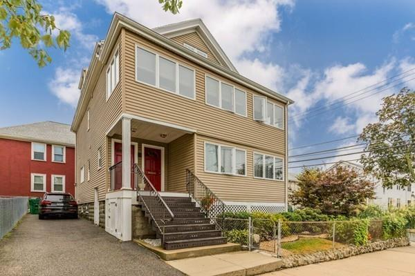 32 Harold St #2, Somerville, MA 02144 (MLS #72396491) :: Charlesgate Realty Group