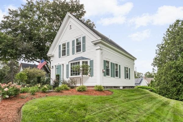 93 Whitney Street, Northborough, MA 01532 (MLS #72399647) :: Hergenrother Realty Group
