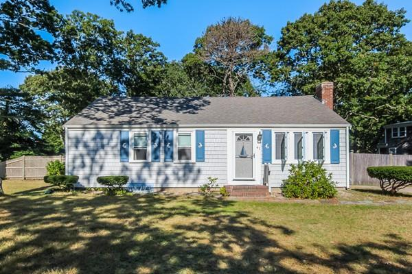 41 Winslow Gray Rd, Yarmouth, MA 02673 (MLS #72401472) :: Local Property Shop
