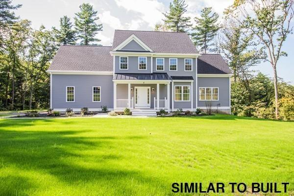 lot 3 Rawson Farm Drive, Mendon, MA 01756 (MLS #72404371) :: AdoEma Realty