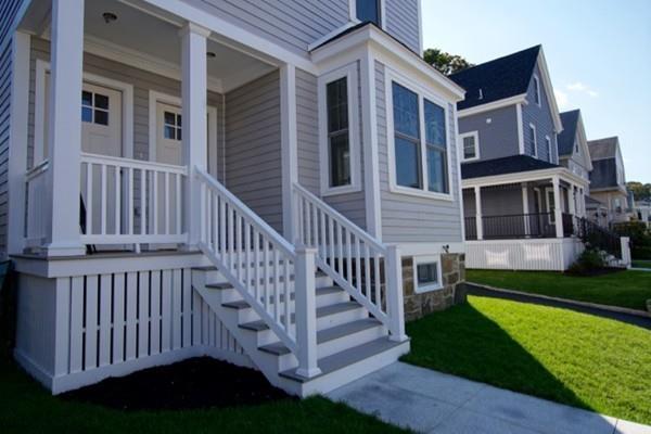 10 Newburg #1, Boston, MA 02131 (MLS #72406297) :: Commonwealth Standard Realty Co.