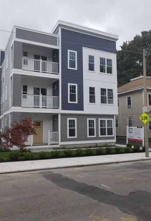 20 Fuller St #4, Boston, MA 02124 (MLS #72410592) :: Keller Williams Realty Showcase Properties