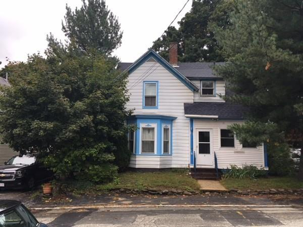5 Congress Place, Fitchburg, MA 01420 (MLS #72412507) :: ALANTE Real Estate