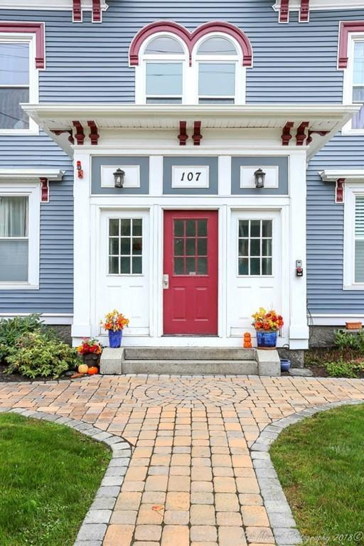 107 Highland Ave #8, Salem, MA 01970 (MLS #72413108) :: EdVantage Home Group
