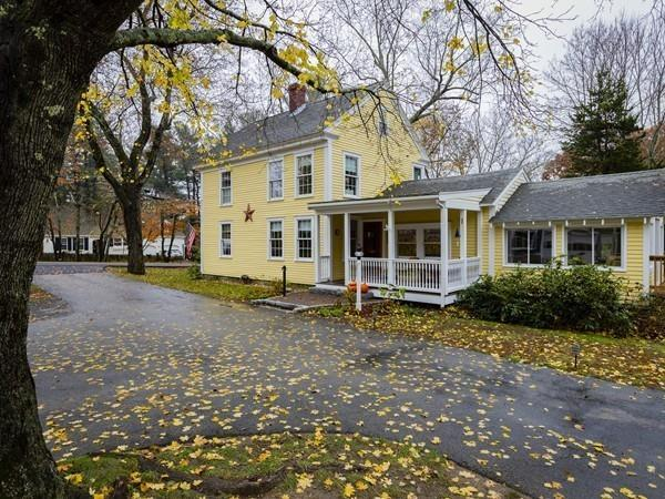 290 River St, Norwell, MA 02061 (MLS #72421360) :: ALANTE Real Estate