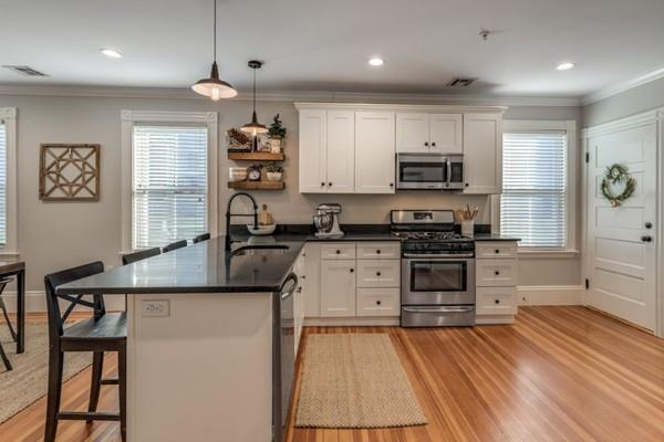 6 Bentley St #3, Salem, MA 01970 (MLS #72432389) :: EdVantage Home Group