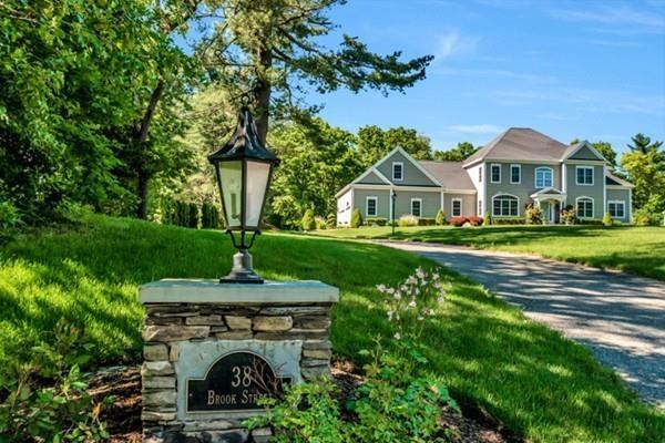 38 Brook St, Raynham, MA 02767 (MLS #72450620) :: The Russell Realty Group