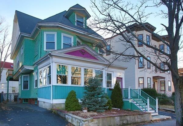 22 Pearl St, Somerville, MA 02145 (MLS #72455122) :: Apple Country Team of Keller Williams Realty