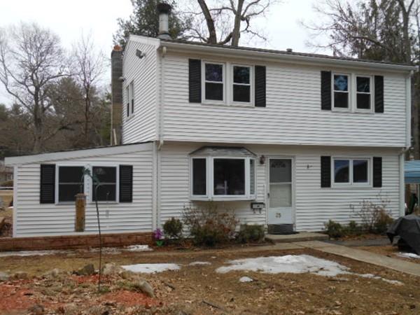 25 Elliot St, Sharon, MA 02067 (MLS #72467421) :: Primary National Residential Brokerage