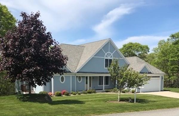 6 Crescent Hill Road, Sandwich, MA 02537 (MLS #72472383) :: Kinlin Grover Real Estate
