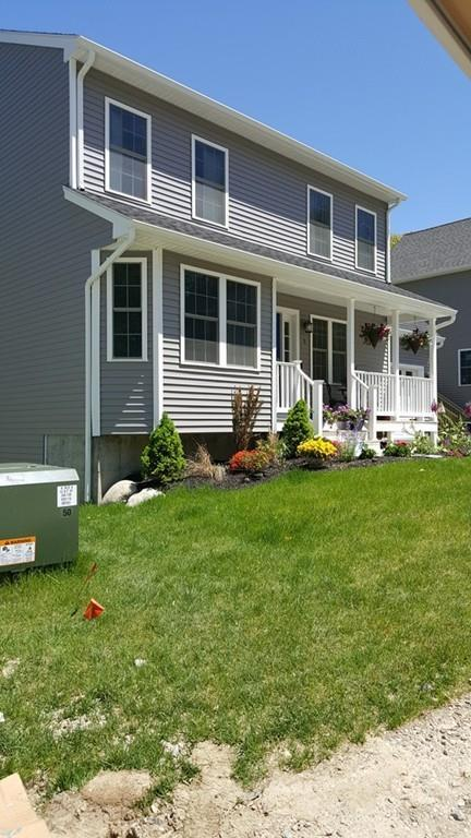 21 Paper Birch Path #70, Worcester, MA 01605 (MLS #72488389) :: Trust Realty One