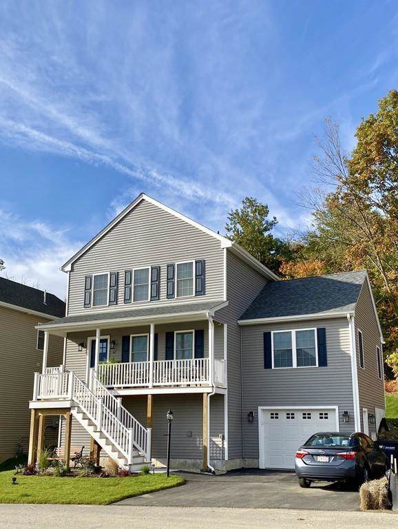 21 Paper Birch Path #35, Worcester, MA 01605 (MLS #72488428) :: Exit Realty