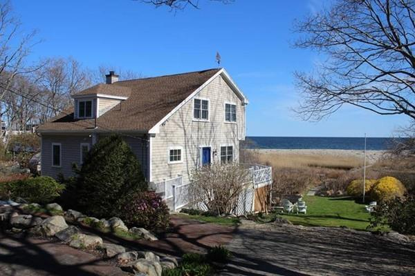 65 Thatcher Road, Rockport, MA 01966 (MLS #72494351) :: Apple Country Team of Keller Williams Realty