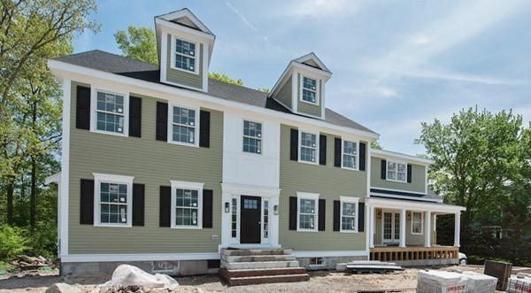 Lot 8 Autumn Lane, Westwood, MA 02090 (MLS #72502125) :: Apple Country Team of Keller Williams Realty