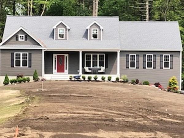 Lot 4 102 W. Pond Street, East Bridgewater, MA 02333 (MLS #72509862) :: The Russell Realty Group