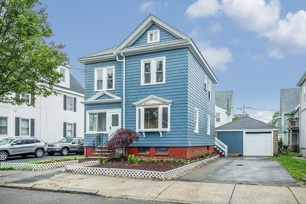 39 Morris St, Everett, MA 02149 (MLS #72522988) :: The Russell Realty Group