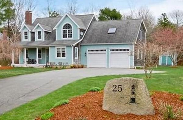 25 Swift Road, Bourne, MA 02562 (MLS #72531068) :: The Russell Realty Group