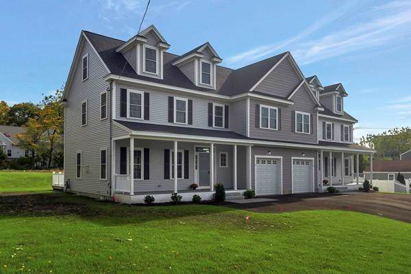 61 Pearl St #1, Woburn, MA 01801 (MLS #72555223) :: DNA Realty Group
