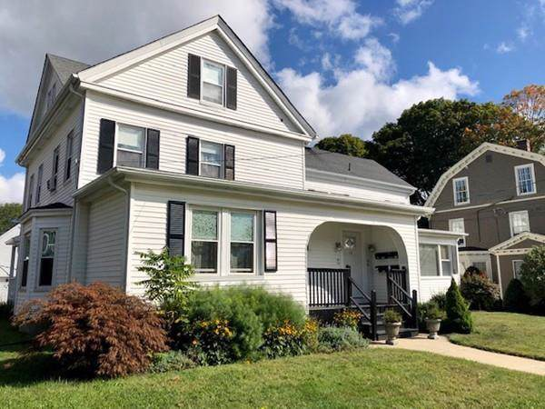 14 Pleasant St A, Franklin, MA 02038 (MLS #72563062) :: Primary National Residential Brokerage