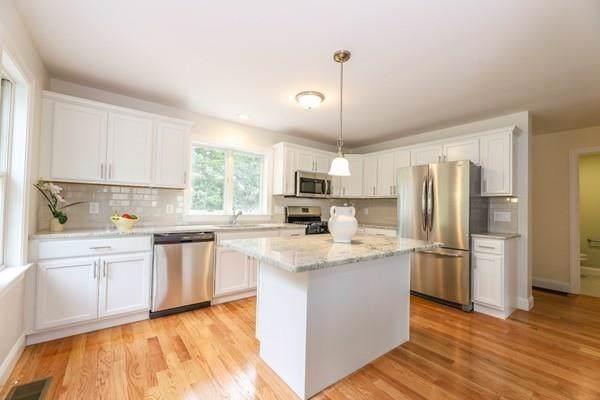 46 Woodley Avenue #46, Boston, MA 02132 (MLS #72563654) :: Vanguard Realty
