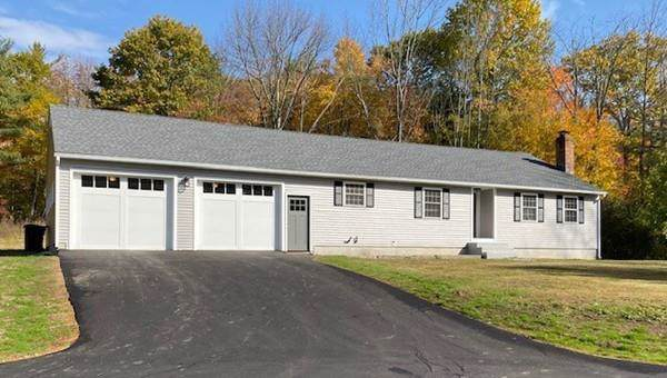 123 Harris Road, Ashburnham, MA 01430 (MLS #72565350) :: Kinlin Grover Real Estate