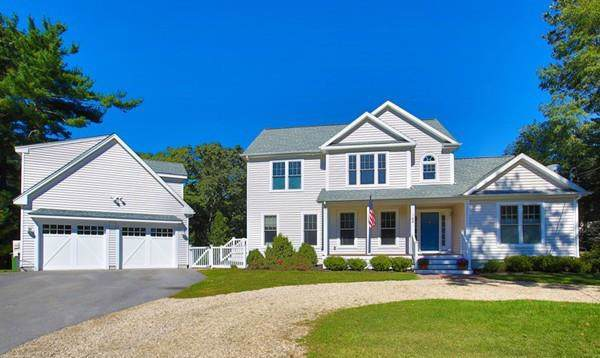 164 Old Stow Rd, Concord, MA 01742 (MLS #72567823) :: Trust Realty One