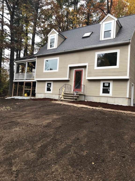 31 Fir Road, Groton, MA 01450 (MLS #72575902) :: Exit Realty