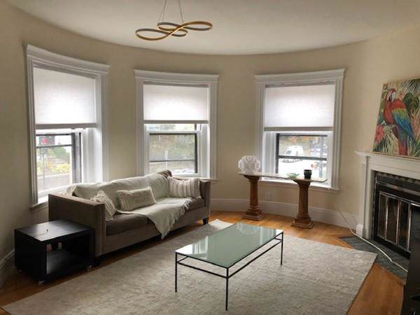 471 Washington St #4, Brookline, MA 02446 (MLS #72580847) :: Kinlin Grover Real Estate