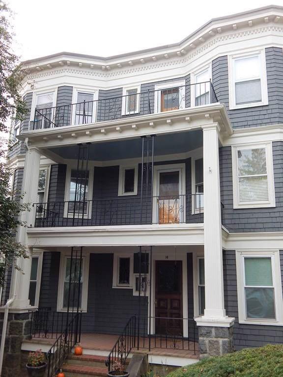 16 Montclair Avenue #3, Boston, MA 02132 (MLS #72584575) :: Berkshire Hathaway HomeServices Warren Residential