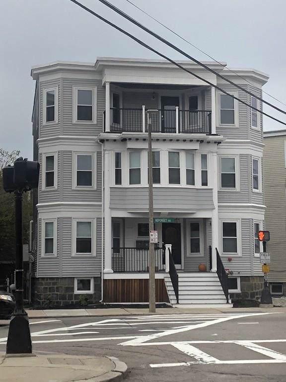 58 Neponset Avenue #3, Boston, MA 02122 (MLS #72588998) :: Kinlin Grover Real Estate