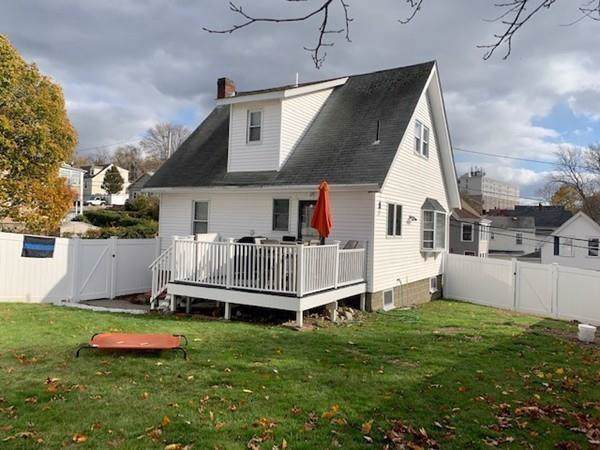 16 Richmond St, Weymouth, MA 02188 (MLS #72590538) :: Kinlin Grover Real Estate