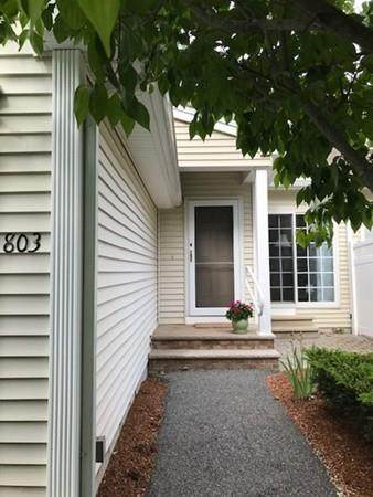 803 Autumn Ridge Drive #803, Ayer, MA 01432 (MLS #72619935) :: Kinlin Grover Real Estate