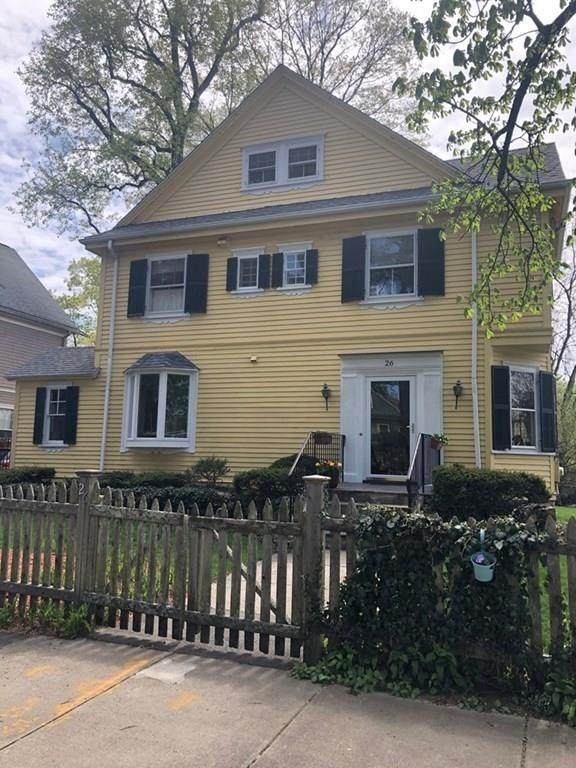 26 Richards Street, Dedham, MA 02026 (MLS #72635105) :: Berkshire Hathaway HomeServices Warren Residential