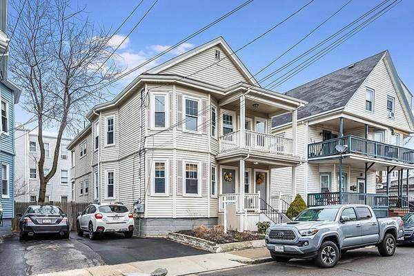42 Nevada Street #2, Winthrop, MA 02152 (MLS #72635312) :: The Duffy Home Selling Team