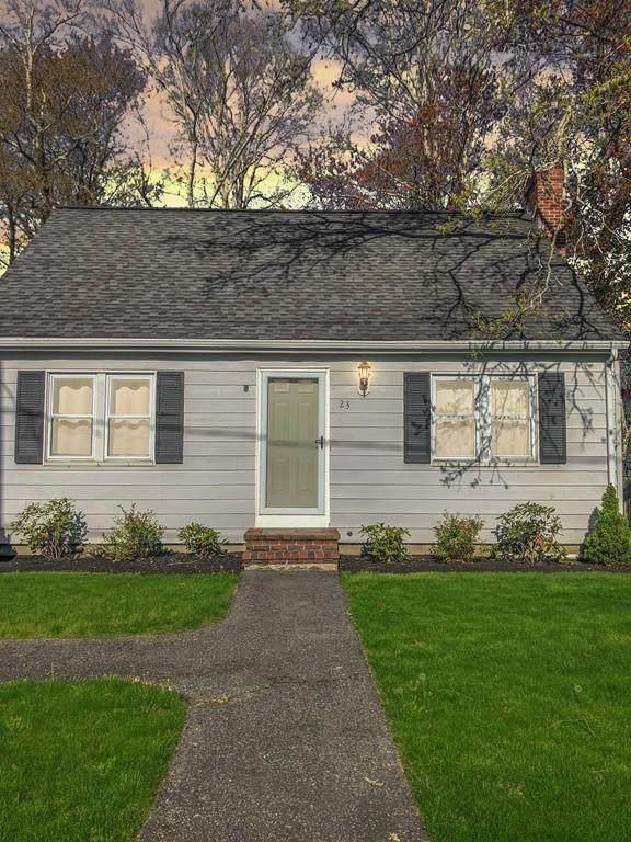 23 Noyes Avenue, Brockton, MA 02301 (MLS #72658932) :: Maloney Properties Real Estate Brokerage