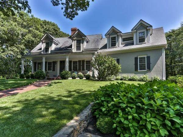 52 Atkins Road, Sandwich, MA 02537 (MLS #72668635) :: The Seyboth Team