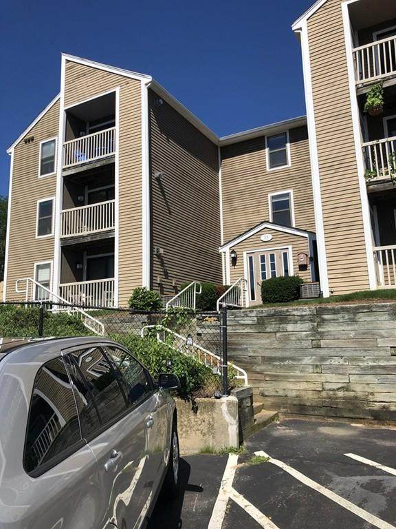 3 Marc Dr 3A5, Plymouth, MA 02360 (MLS #72689906) :: The Gillach Group