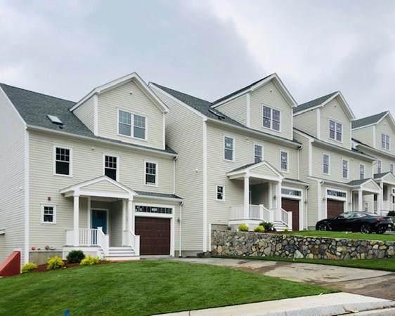 16 Blueberry Hill Lane #16, Melrose, MA 02176 (MLS #72699051) :: Berkshire Hathaway HomeServices Warren Residential