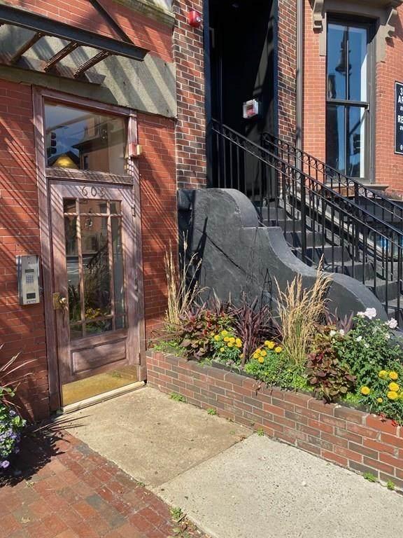 605 Massachusetts Avenue #7, Boston, MA 02118 (MLS #72704829) :: The Gillach Group