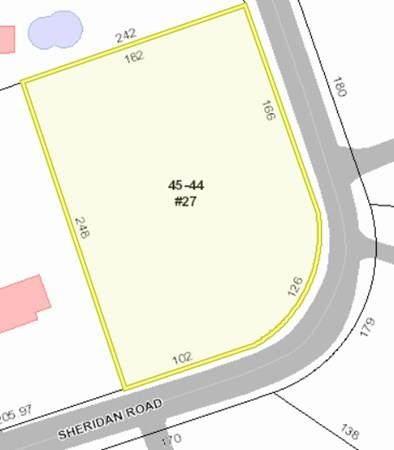 27 Sheridan Rd, Andover, MA 01810 (MLS #72708290) :: Kinlin Grover Real Estate