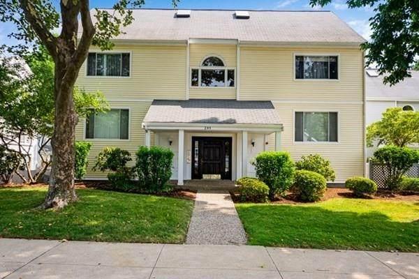 295 Temple 26/102, Boston, MA 02132 (MLS #72708622) :: Berkshire Hathaway HomeServices Warren Residential