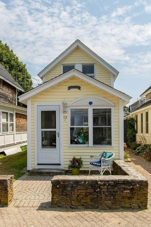 12-A W Central Ave, Wareham, MA 02571 (MLS #72708832) :: Parrott Realty Group