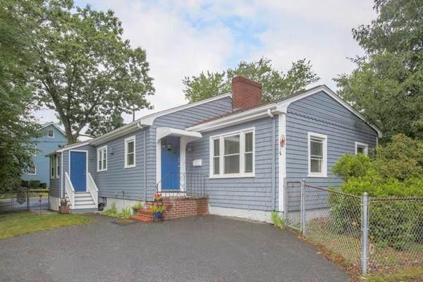 171 Grove Street, Boston, MA 02132 (MLS #72708960) :: Berkshire Hathaway HomeServices Warren Residential