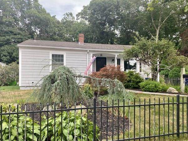 845 Pine Hill, New Bedford, MA 02745 (MLS #72718403) :: Parrott Realty Group