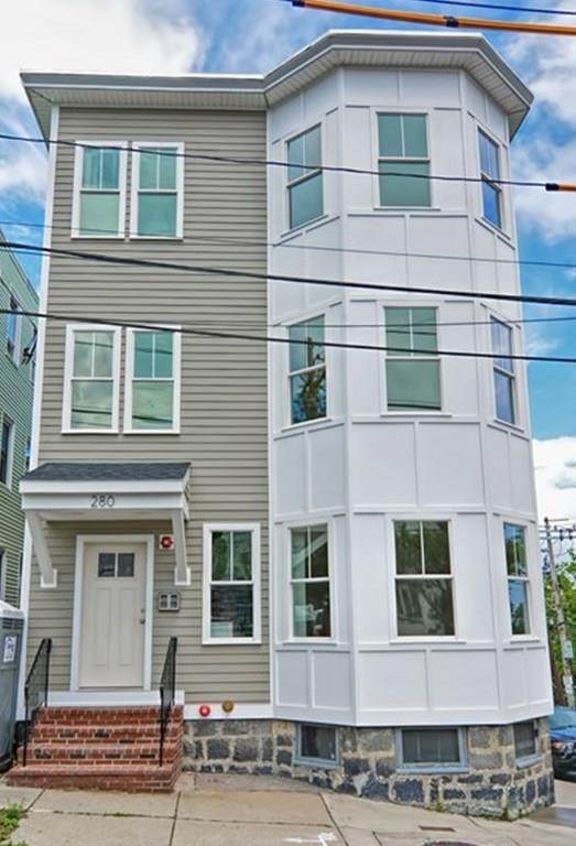 280 East Eagle Street #2, Boston, MA 02128 (MLS #72723806) :: Parrott Realty Group