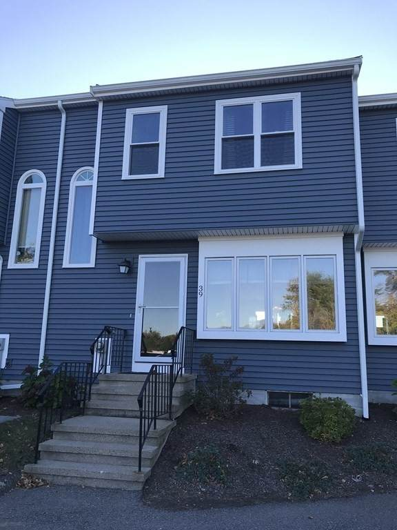 39 Welch Rd. #39, Easton, MA 02375 (MLS #72740277) :: DNA Realty Group